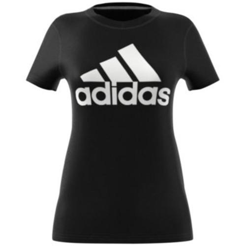 Women's Classic Logo T-shirt, Black, swatch