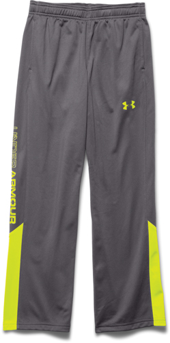 Boy's Brawler 2.0 Pant, Gray/Yellow, swatch
