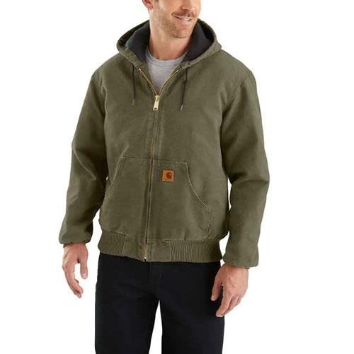Men's Sandstone Active Jacket, Dkgreen,Moss,Olive,Forest, swatch