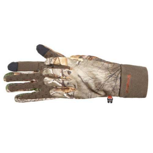 Manzella Men's Ranger Touch Tip Hunting Glove, Realtree Xtra, swatch