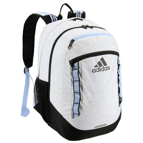 Excel V Backpack, White/Lt Blue, swatch