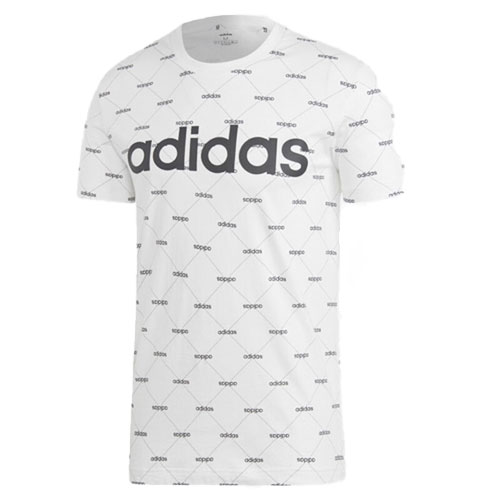 Men's Linear Graphic Tee, White, swatch