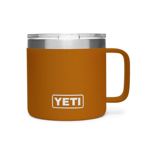 14oz Rambler Mug, Copper,Rust, swatch