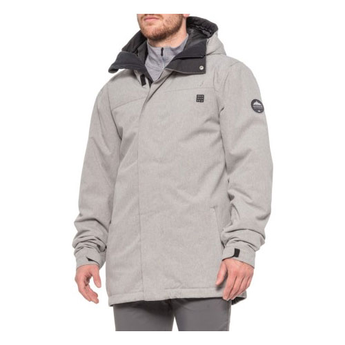 Men's Special Mission Jacket, Heather Gray, swatch