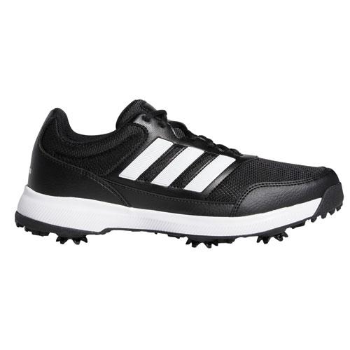 Men's Tech Response 2.0 Golf Shoes, Black, swatch