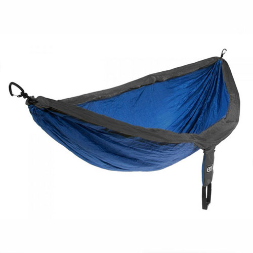 Doublenest Hammock, Blue/Gray, swatch