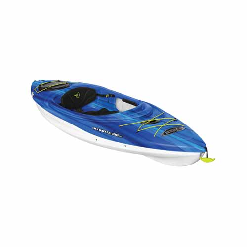Ultimate 100 Sit-In Kayak, Blue, swatch