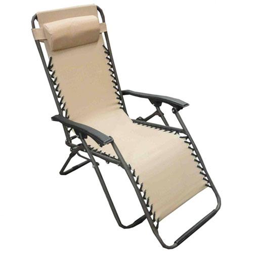 Zero Gravity Chair, Tan,Beige,Fawn,Khaki, swatch
