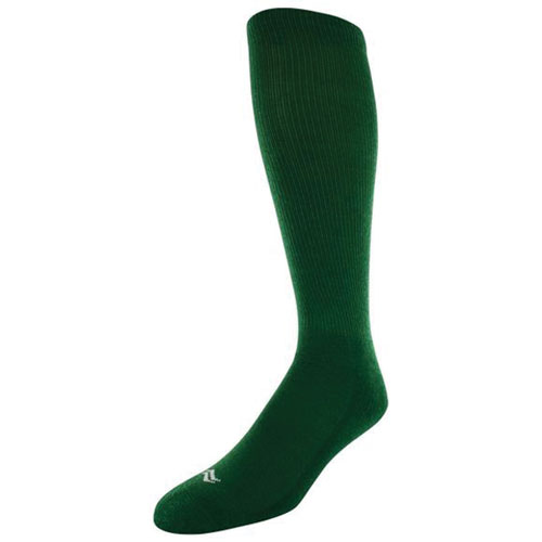 All Sport Team Sock 2-Pack, Green, swatch