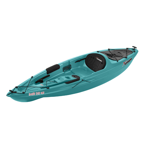 Bali 10' Sit-On Kayak, Jade, swatch