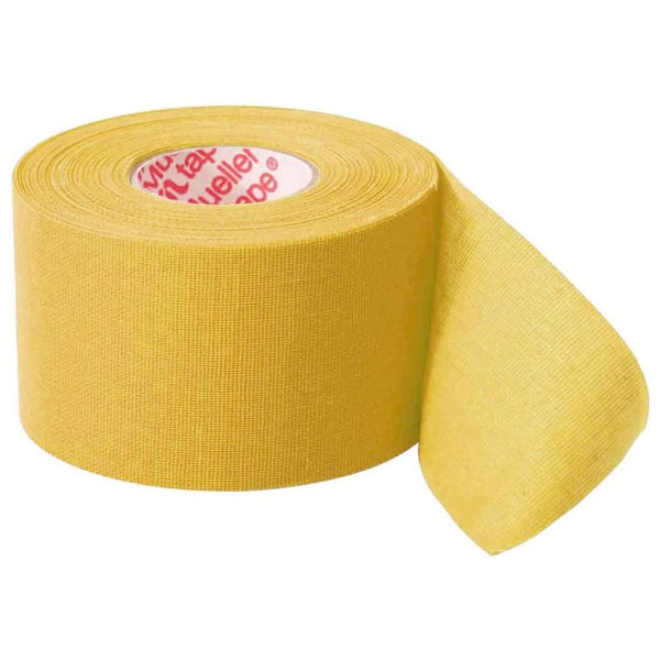 Color M-Tape, Gold, Yellow, swatch