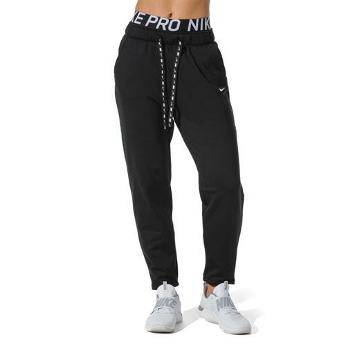 Women's Therma Fleece Training Pant, Black, swatch