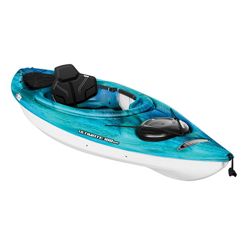 Ultimate 100NXT Sit-In Kayak, Turquoise,Aqua, swatch
