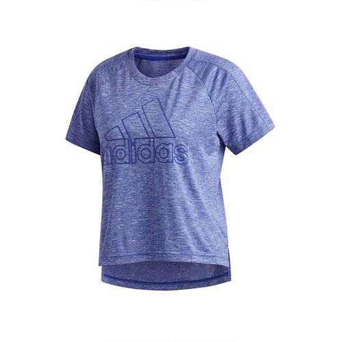 Women's Sport 2 Street Prize Short Sleeve Tee, Blue, swatch