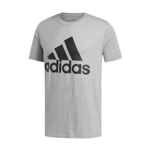 Men's Short Sleeve Badge of Sport Classic T-Shirt, Lt Gray,Dove Gray, swatch