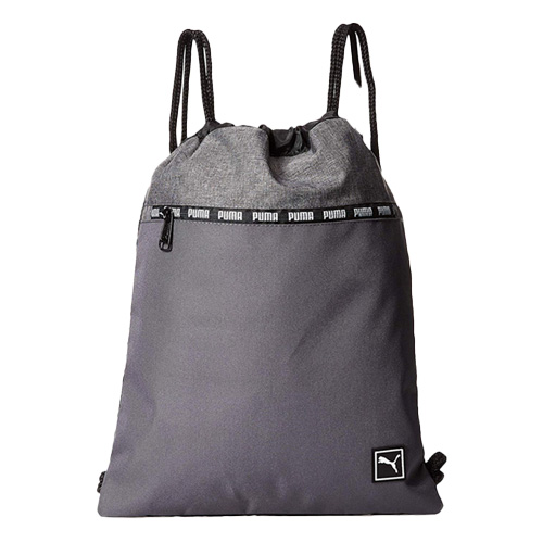 Life Lineage Sackpack, Charcoal/Black, swatch