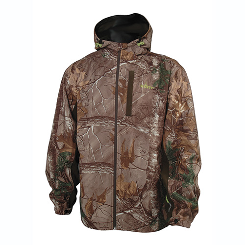 Men's Scent Factor Hooded Jacket, Realtree Xtra, swatch