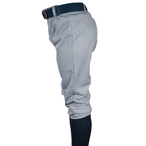 Youth Slugger Pull-Up Pant, Gray, swatch