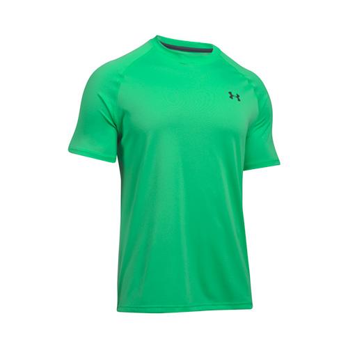 Men's Short Sleeve Tech T-Shirt, Green, swatch