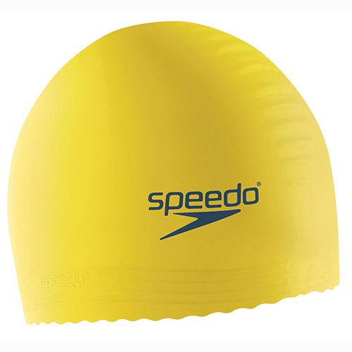 Solid Latex Cap, Gold, Yellow, swatch