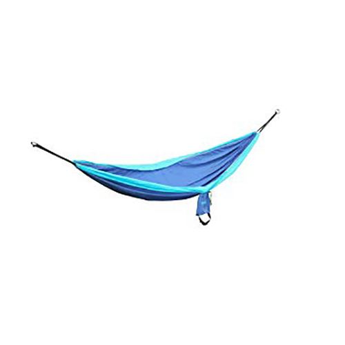 Rampler Double Parachute Hammock, Blue, swatch