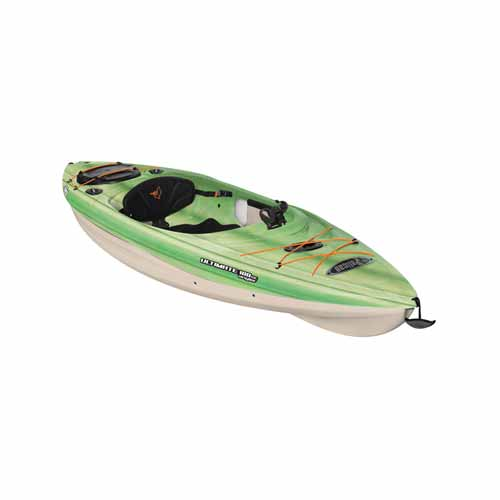 Ultimate 100se Sit-in Angler Kayak, Lt Green,Mint,Fern,Seafom, swatch