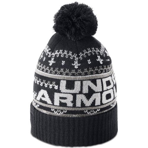 Men's Retro Pom 3.0 Ski Hat, Black, swatch
