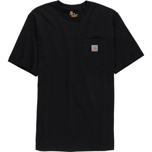 Carhartt Workwear Pocket Tee, Dark Gray,Pewter,Slate, swatch