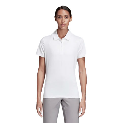Women's Ultimate 365 Short Sleeve Golf Polo, White, swatch