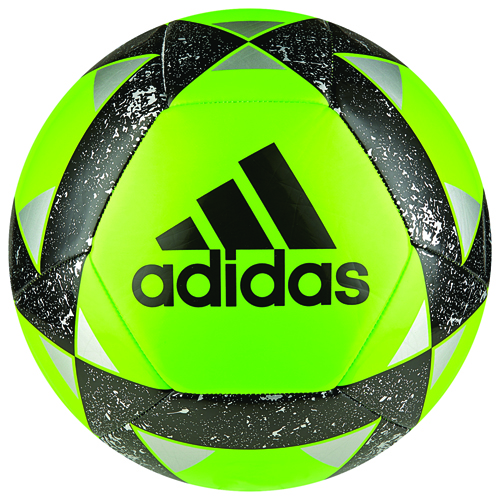 Starlancer V Soccer Ball, Neon Green, swatch