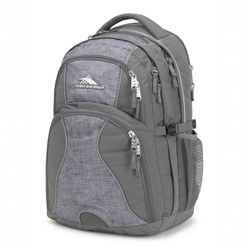Swerve Backpack, Gray, swatch