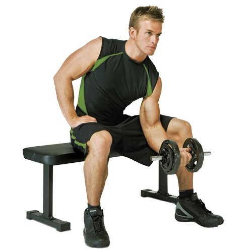 Marcy Utility Weight Bench SB-315, , large