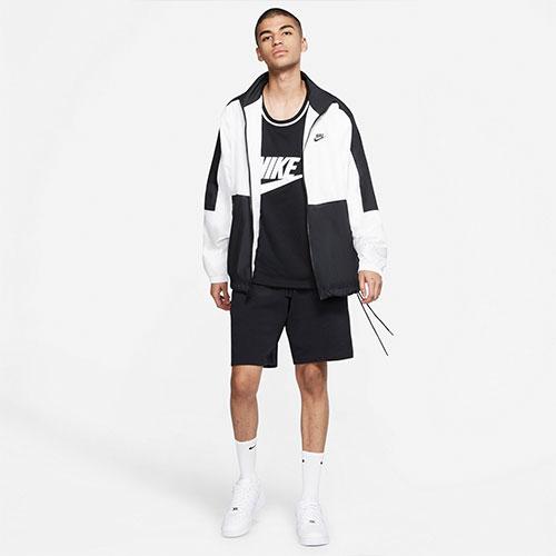 Men's Sportswear Club Fleece Shorts, Black, swatch