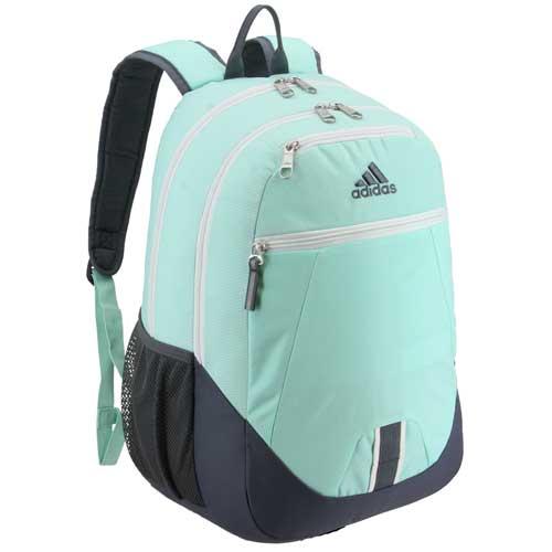 Foundation V Backpack, Teal/White, swatch