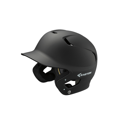 Senior Z5 Grip Batting Helmet, Black, swatch