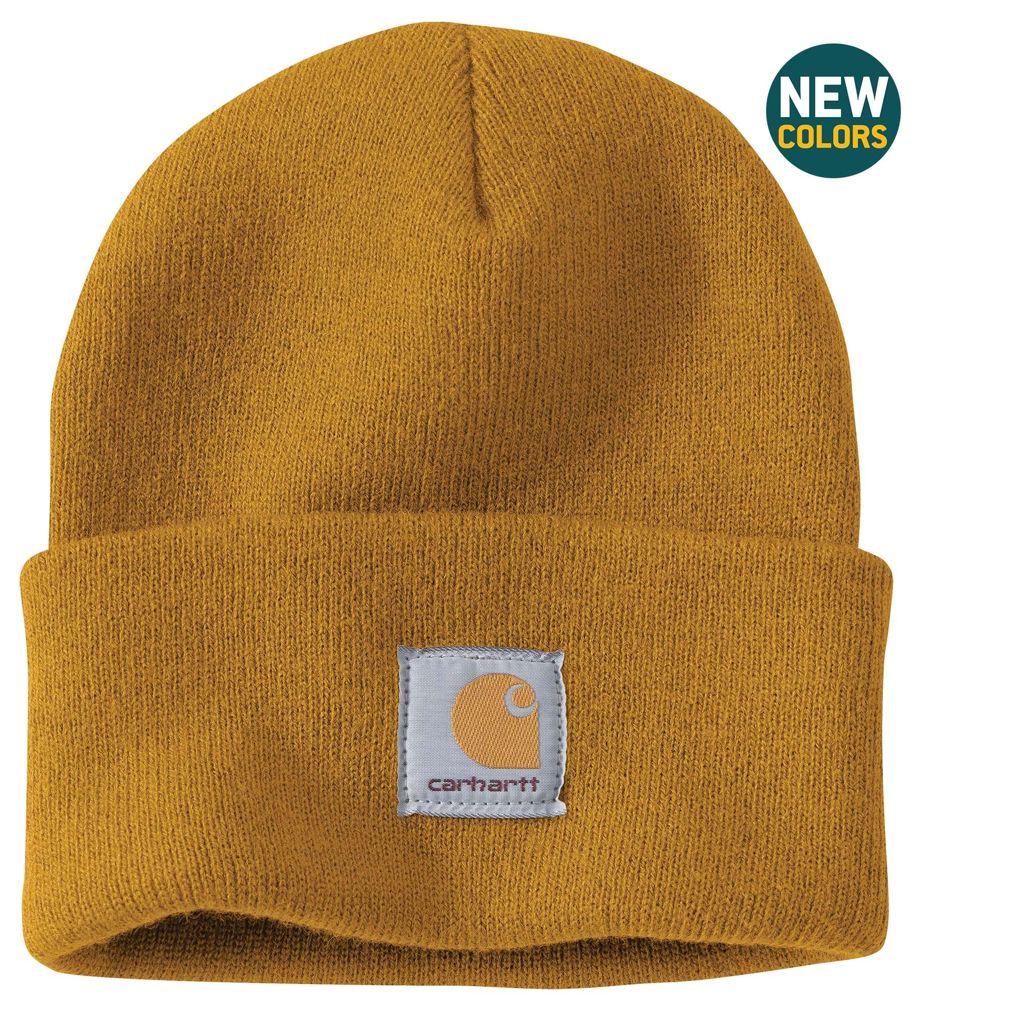 Watch Cap, Gold, Yellow, swatch