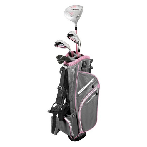Girl's TPS Right Hand Golf Set Ages 5-8, , large