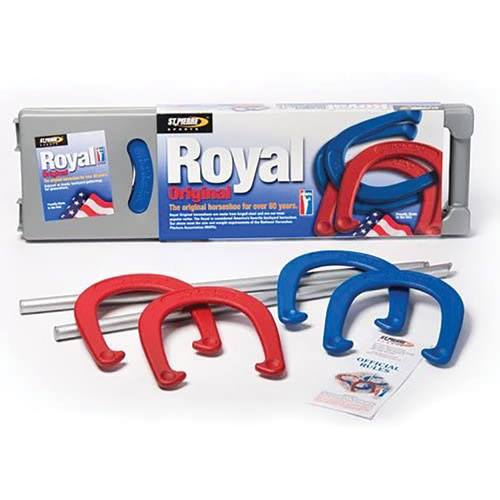 Royal Series Horseshoes, , large