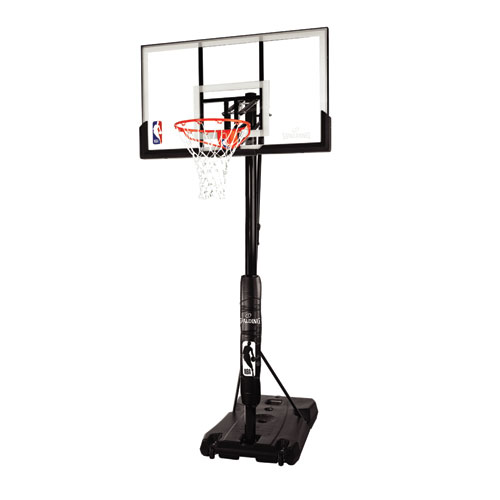 "SFA Pro 54"" Portable System Basketball Hoop, , large"