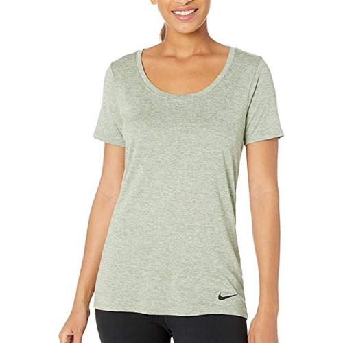 Women's Dry Legend Short Sleeve Top, Green Blue, Teal, swatch