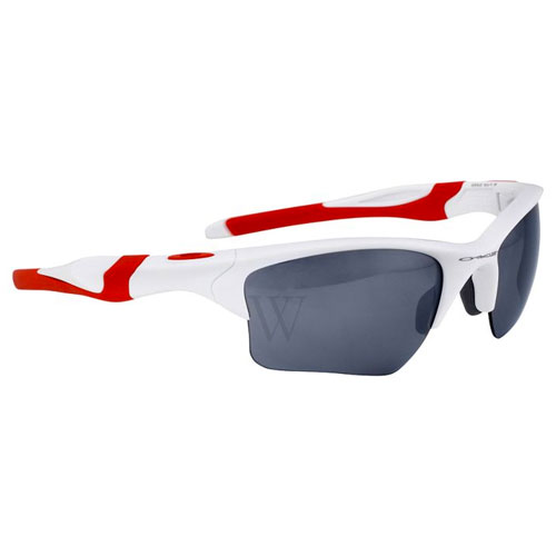 Half Jacket 2.0 XL Sunglasses, White/Black, swatch
