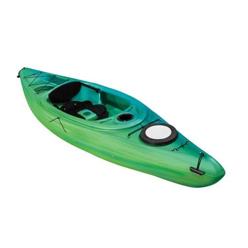 Explorer 10.4 Sit-In Kayak, Lime, swatch
