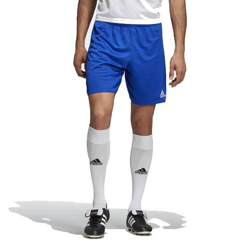 Men's Soccer Parma 16 Shorts, Royal Blue/Orange, swatch