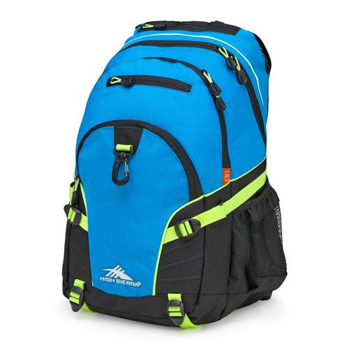 Loop Daypack, Blue/Black, swatch
