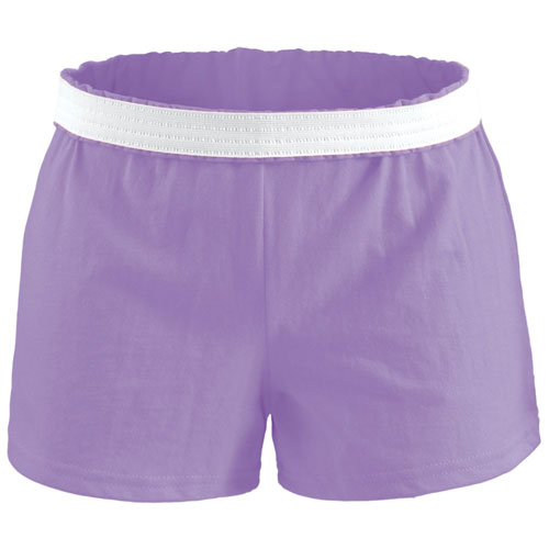Women's Cheer Shorts, Lilac,Lavendar, swatch