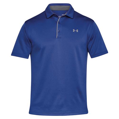 Men's Tech Polo Shirt, Navy, swatch