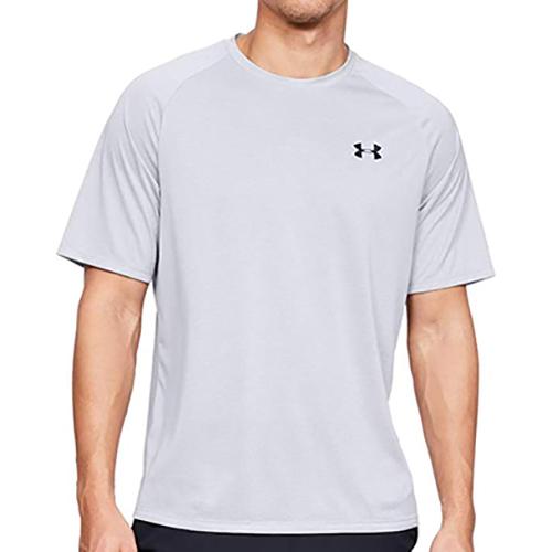 Men's Tech 2.0 Short Sleeve T-Shirt, Lt Gray,Dove Gray, swatch