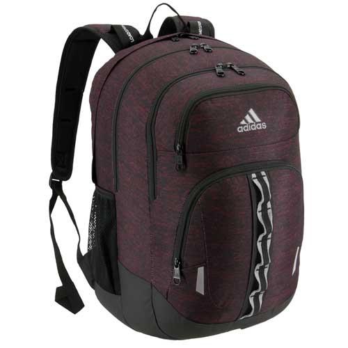 Prime V Backpack, Burgandy/Black, swatch