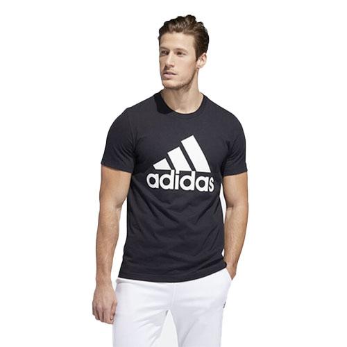 Men's Badge Of Sport Short Sleeve T-Shirt, Black, swatch