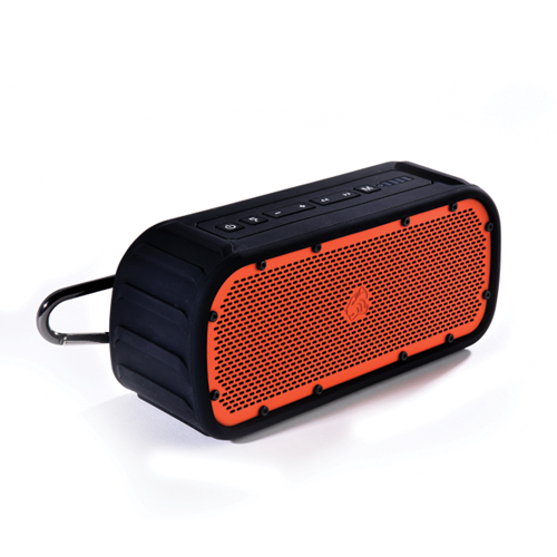 Corbett 1s Rugged Bluetooth Speaker, Orange, swatch